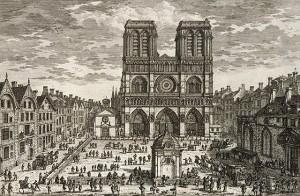 dessin Notre-Dame